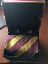 Buy Brand new Necktie and cufflinks set #1