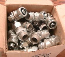 "Buy Lot of 24: Appleton ST-4538 :: 3/8"" Sealtight 45° Connectors :: FREE Shipping"
