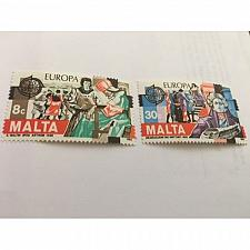 Buy Malta Europa 1982 mnh stamps