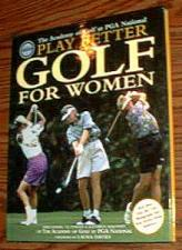 Buy PLAY BETTER GOLF FOR WOMEN :: 1997 HB w/ DJ