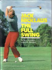 Buy JACK NICKLAUS: THE FULL SWING :: 1984 HB w/ DJ