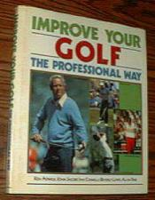 Buy IMPROVE YOUR GOLF THE PROFESSIONAL WAY :: 1987 HB w/ DJ