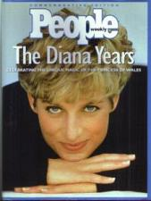 Buy THE DIANA YEARS :: People weekly Commemorative Hardback