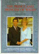 Buy In Person THE PRINCE AND PRINCESS OF WALES :: 1985 HB