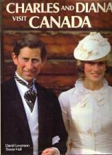 Buy CHARLES and DIANA visit CANADA :: 1983 HB w/ DJ