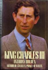 Buy KING CHARLES III :: 1988 HB w/ DJ