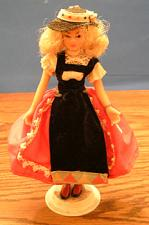 Buy FLAGG DOLL :: Nationality Woman # 2 :: Swiss Woman
