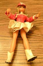 Buy FLAGG DOLL :: Drum Majorette :: FREE Shipping