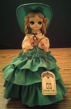 Buy Vintage Big Eye Bradley Doll with Green Dress