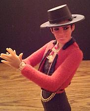 Buy Vintage Male Flamenco Dancer :: FREE Shipping