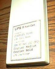 Buy CIEFLEX LIPS II Font Cartridge for Line Printer :: FREE Shipping