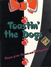 Buy Toastin' the Dogs :: Recipes of the Famous