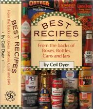 Buy BEST RECIPES From backs of Boxes, Bottles, Cans, Jars