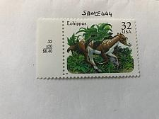 Buy USA United States Prehistoric animals mnh 1996 #4 stamps