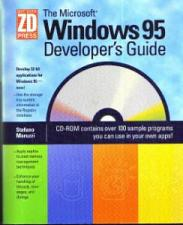 Buy The Microsoft Windows 95 Developer's Guide