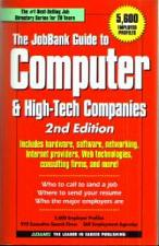 Buy The JobBank Guide to Computer & High-Tech Companies