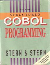 Buy STRUCTURED COBOL PROGRAMMING