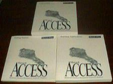 Buy Microsoft Access Books