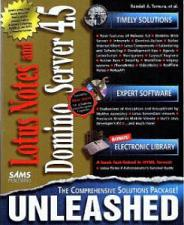 Buy Lotus Notes and Domino Server 4.5: Sams Book+