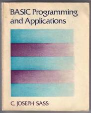 Buy Lot of 3: Books about BASIC Programming