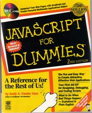 Buy JAVASCRIPT FOR DUMMIES