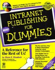 Buy INTRANET PUBLISHING FOR DUMMIES