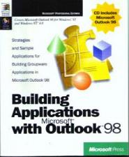 Buy Building Applications with Microsoft Outlook 98
