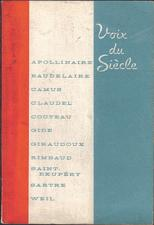 Buy Voix du Siècle :: Smith/Savacool : Completely in French :: FREE Shipping