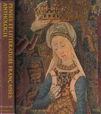 Buy Pensée et Littérature Françaises: Anthologie in French :: FREE Shipping