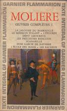 Buy Moliere :: Oevres Complètes I :: Completely in French