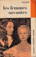 Buy Les Femmes Savantes :: Molière :: Completely in French
