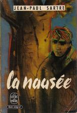Buy La Nausée Jean-Paul Sartre 1938 : Completely in French