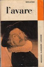 Buy L'Avare :: Molière :: Completely in French