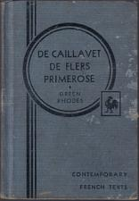 Buy De Caillavet De Flers :: Primerose :: French Play