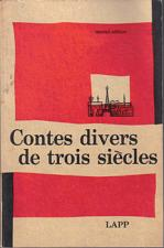 Buy Contes divers de trois siècles :: Completely in French