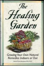 Buy The HEALING GARDEN :: Growing Your Own Natural Remedies