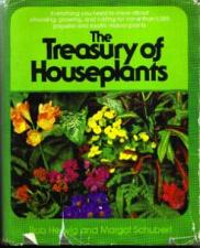 Buy The Treasury of Houseplants HB w/ DJ