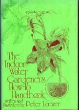 Buy The Indoor Water Gardener's How-To Handbook :: 1973 HB