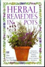 Buy HERBAL REMEDIES IN POTS HB w/ DJ