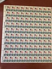 Buy USA United States Flag 6c sheet mnh 1970 stamps