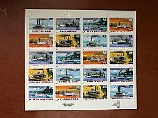 Buy USA United States Steamers sheet mnh 1996 stamps
