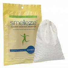 Buy SMELLEZE Reusable Basement Odor Removal Deodorizer: Eliminate Smell Treats 150 Sq. Ft