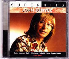 Buy Super Hits by John Denver CD 2010 - Very Good