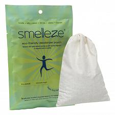 Buy SMELLEZE Reusable Closet Smell Removal Deodorizer Pouch: Rid Odor Treats 150 Sq. Ft.
