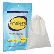 Buy SMELLEZE Reusable Home Smell Removal Deodorizer Pouch: Rid Odor in 150 Sq. Ft.
