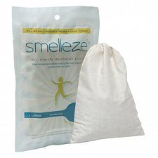 Buy SMELLEZE Reusable Human Scent Remover Deodorizer: 2 Pouches to Hunt Scent Free