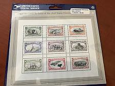 Buy USA United States Trans-Mississippi sheet mnh 1998 stamps