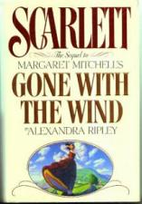 Buy SCARLETT :: The Sequel to GONE WITH THE WIND : HB w/ DJ