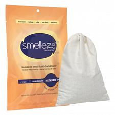 Buy SMELLEZE Reusable Mothball Smell Removal Deodorizer: Rid Odor in 150 Sq. Ft.