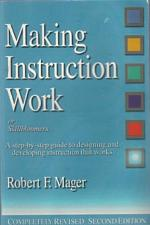 Buy Making Instruction Work